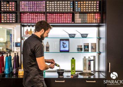 composizione colore gianmarco sparacio presso salone loreal professionnel concept saloon emotion sparacio parrucchieri