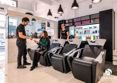 consulenza e proposta salone loreal professionnel concept saloon emotion sparacio parrucchieri