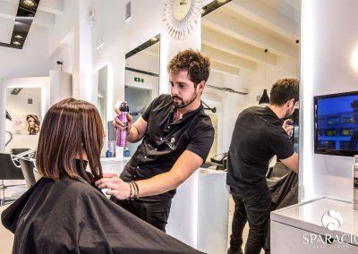 definizione capelli presso salone loreal professionnel concept saloon emotion sparacio parrucchieri