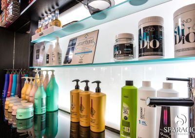 dettaglio prodotti salone loreal professionnel concept saloon emotion sparacio parrucchieri