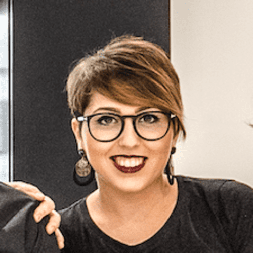Federica - Parrucchiera del Team Sparacio Parrucchieri