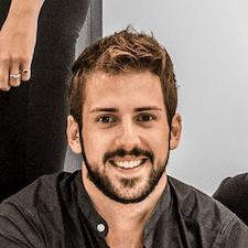 Gianmarco Sparacio - Direttore Tecnico del Team Sparacio Parrucchieri