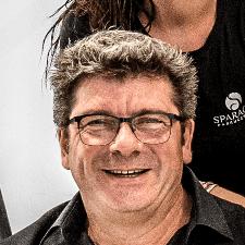 Salvo Sparacio - CEO e Fondatore di Sparacio Parrucchieri