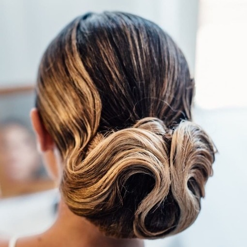 Acconciatura Sposa Sparacio Parrucchieri